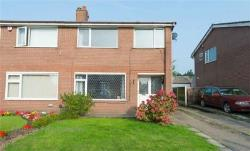 Semi Detached House For Sale  Euxton Lancashire PR7