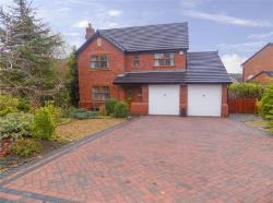 Detached House For Sale  Heapey Lancashire PR6