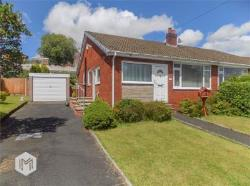 Semi - Detached Bungalow For Sale  Chorley, Lancashire Lancashire PR7