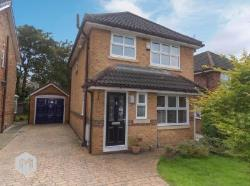 Detached House For Sale  Wigan Greater Manchester WN6