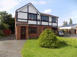 Semi Detached House For Sale  Euxton, Chorley Lancashire PR7