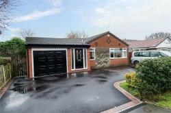 Detached Bungalow For Sale  Culcheth Greater Manchester WA3