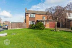 Detached House For Sale  Croft Greater Manchester WA3