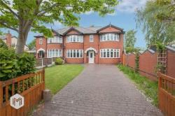 Semi Detached House For Sale  Houghton Green Cheshire WA2