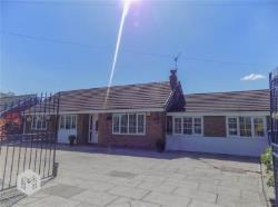 Detached Bungalow For Sale  Lowton Greater Manchester WA3