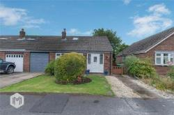 Semi - Detached Bungalow For Sale  Glazebury Greater Manchester WA3