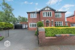 Detached House For Sale  Warrington Cheshire WA2