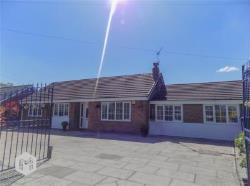 Detached Bungalow For Sale  Warrington Greater Manchester WA3