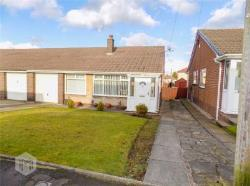 Semi - Detached Bungalow For Sale  Farnworth Greater Manchester BL4