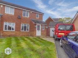 Semi Detached House For Sale  Darcy Lever Greater Manchester BL3