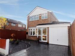 Detached House For Sale  Leigh Greater Manchester WN7