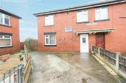 Semi Detached House For Sale  Bickershaw Greater Manchester WN2