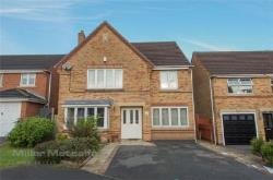 Detached House For Sale  Ashton-in-Makerfield Greater Manchester WN4
