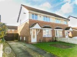 Semi Detached House For Sale  Platt Bridge Greater Manchester WN2