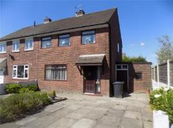 Semi Detached House For Sale  Ince, Wigan Greater Manchester WN2