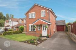 Detached House For Sale  Wigan Greater Manchester WN2