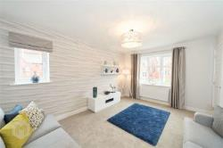 Semi Detached House For Sale  Platt Bridge, Wigan Greater Manchester WN2