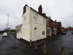 Terraced House To Let  Hanley Staffordshire ST1