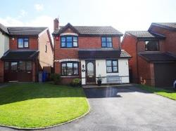 Detached House For Sale  Lightwood Staffordshire ST3