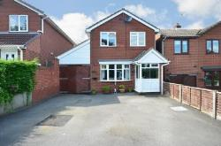 Detached House For Sale  Cresswell Staffordshire ST11