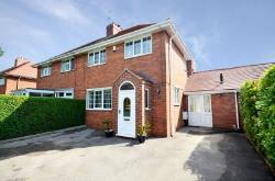 Semi Detached House For Sale  Rough Close Staffordshire ST3