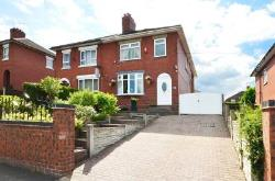 Semi Detached House For Sale  Meir Staffordshire ST3