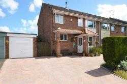Semi Detached House For Sale  Stallilngton Staffordshire ST11