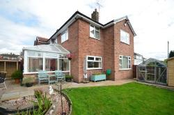 Semi Detached House For Sale  Forsbrook Staffordshire ST11