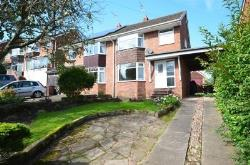 Semi Detached House To Let  Forsbrook Staffordshire ST11