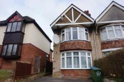 Detached House To Let  Highfield Hampshire SO17