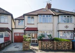 Semi Detached House For Sale  Wembley Middlesex HA0