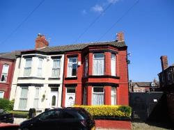 Terraced House To Let  Birkenhead Merseyside CH43