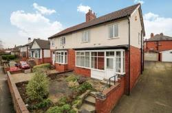 Semi Detached House For Sale FARNLEY LEEDS West Yorkshire LS12