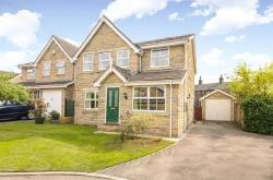Detached House For Sale BURLEY IN WHARFEDALE ILKLEY West Yorkshire LS29