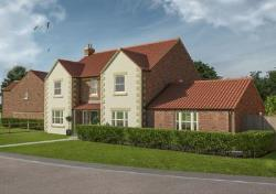 Detached House For Sale CORNER FARM COPT HEWICK North Yorkshire HG4