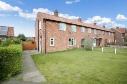 Semi Detached House For Sale GREAT OUSEBURN YORK North Yorkshire YO26