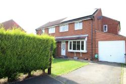 Semi Detached House For Sale  TADCASTER North Yorkshire LS24
