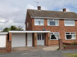 Semi Detached House To Let BADGER HILL YORK North Yorkshire YO10