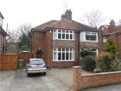 Semi Detached House To Let THE MOUNT YORK North Yorkshire YO24