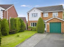 Detached House For Sale  Chirk Wrexham LL14