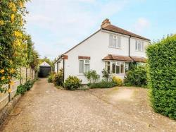Semi Detached House For Sale  Chichester West Sussex PO19
