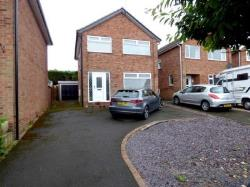 Detached House For Sale  Ockbrook Derbyshire DE72