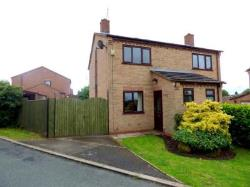 Semi Detached House For Sale  Burton-On-Trent Staffordshire DE14