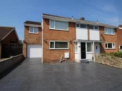 Semi Detached House For Sale  Derby Derbyshire DE21