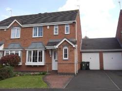Semi Detached House To Let  Droitwich Worcestershire WR9