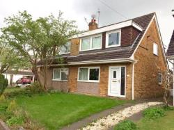 Semi Detached House For Sale  Altrincham Greater Manchester WA15