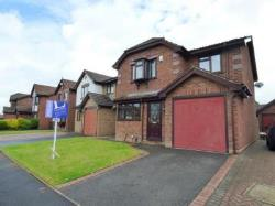 Detached House For Sale  Newcastle Staffordshire ST5