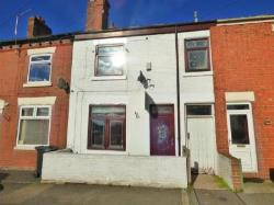 Terraced House To Let  Stoke-On-Trent Staffordshire ST4