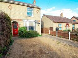 Semi Detached House For Sale  Huntingdon Cambridgeshire PE28