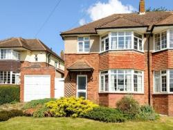 Semi Detached House For Sale  Leatherhead Surrey KT23